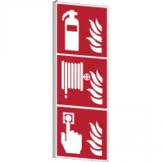 Ask Us a Question!  sc 1 st  Briben & Fire extinguisher Fire hose reel u0026 Fire alarm call point -...